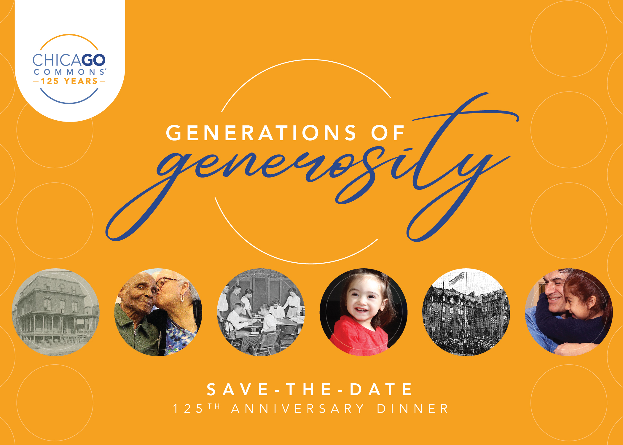 Generations of Generosity header