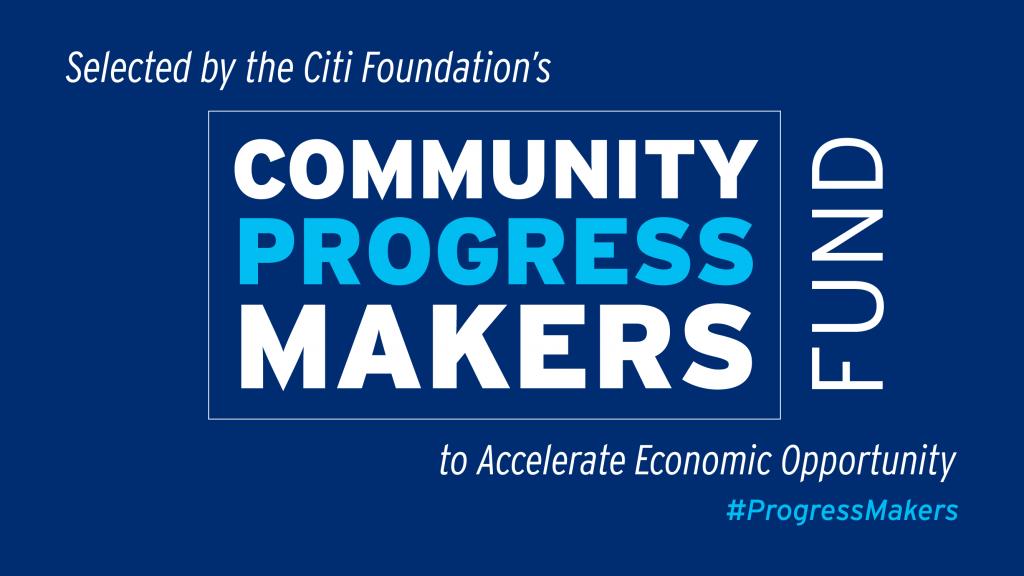Citi Foundation Community Progress Makers