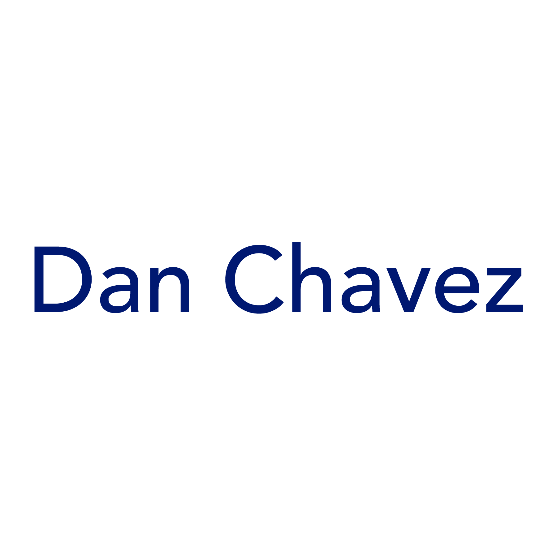 Dan Chavez